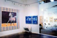 Gallery horses