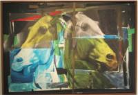 Horses of Study for Selene